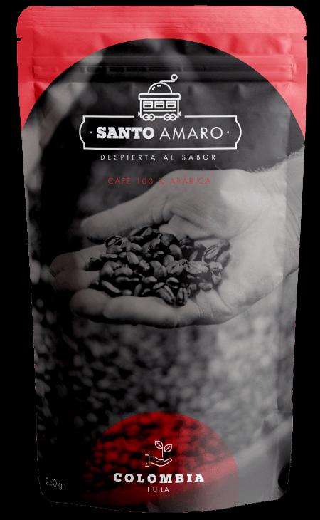 paquete café de colombia 100% arábica