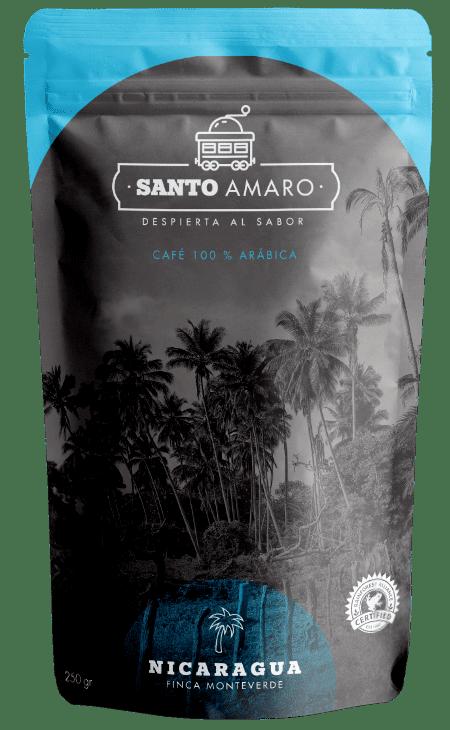 paquete cafe original de nicaragua 100% arábica