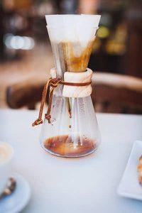 Los métodos de hacer café filtrados realzan el dulzor y las notas organolépticas de los buenos cafés