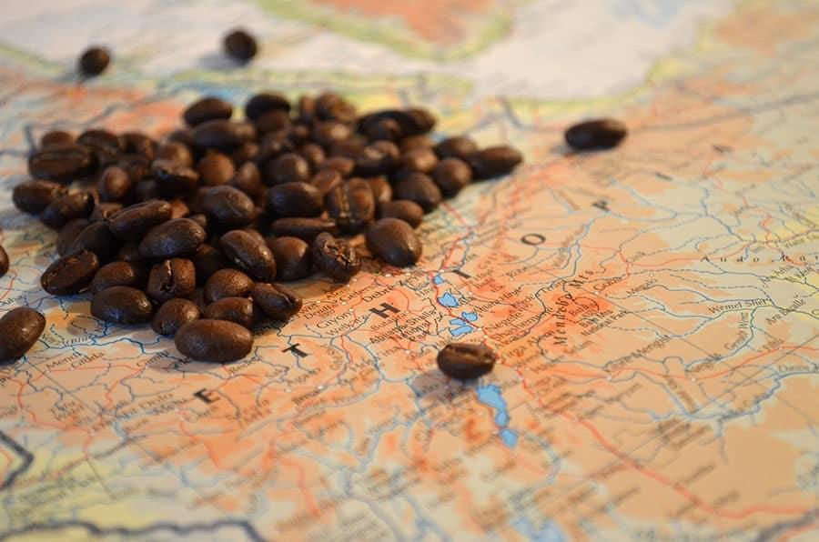 café de especialidad origen etiopia