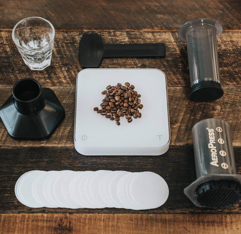 Preparar café en casa: la Aeropress